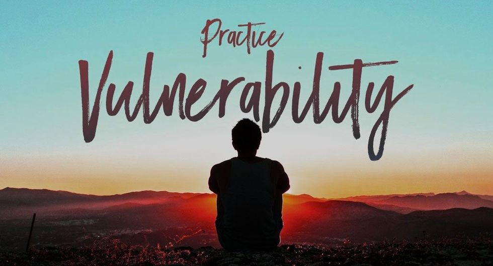 Learning to Accept Vulnerability