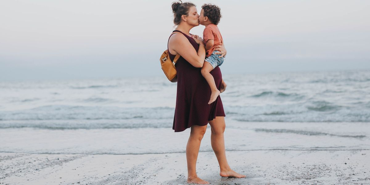 What I gave up for motherhood