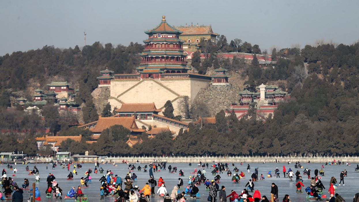 Beijing's Air Quality Continues to Show Significant Improvement