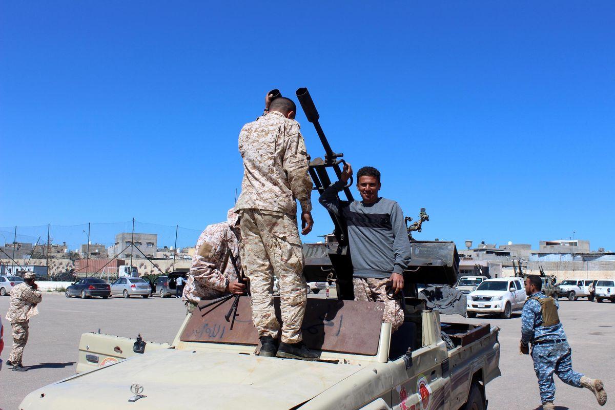 Abbiamo 300 soldati a Misurata schiacciati tra Haftar e i turchi