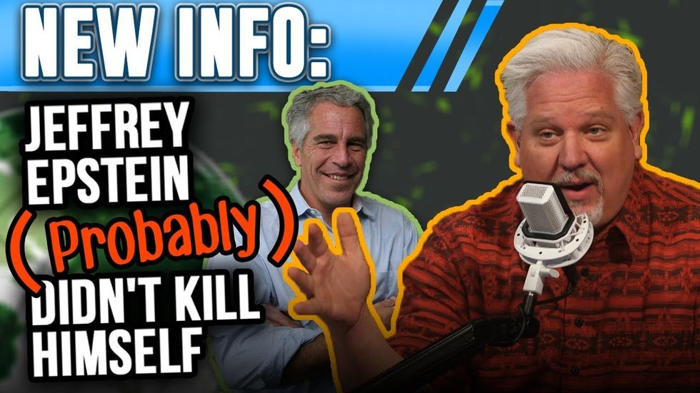 Partner Content - PROOF? Jeffrey Epstein probably didn't kill himself according to 60 Minu...
