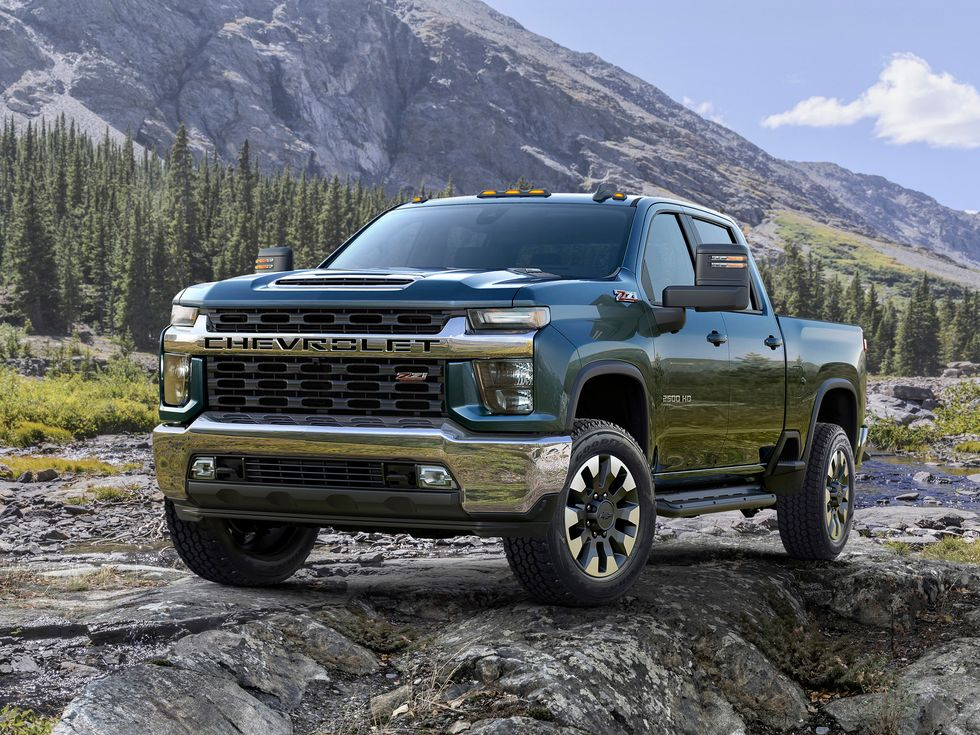 Ranked These Are America S 5 Most Powerful Pickup Trucks Based On Horsepower For My 2020 Automotivemap