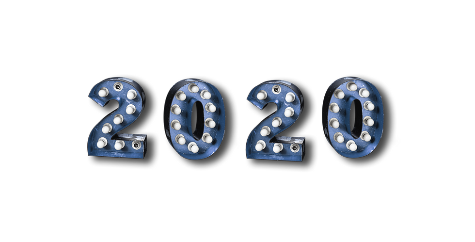 20 Things To Accomplish In 2020
