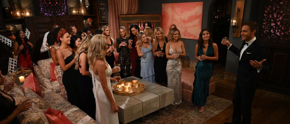 To 'The Bachelor' Contestant Who Kissed Peter Without His Consent, NOT Cool