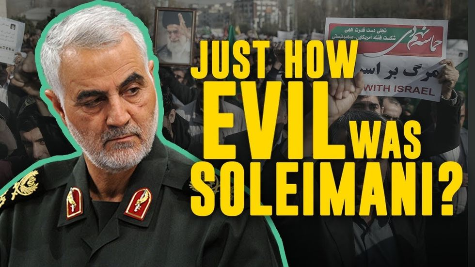 Partner Content - QASEM SOLEIMANI: Iran leader planned Benghazi attack, bombings in Americ...