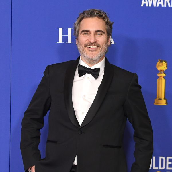 Joaquin Phoenix Combats Climate Change One Suit at a Time
