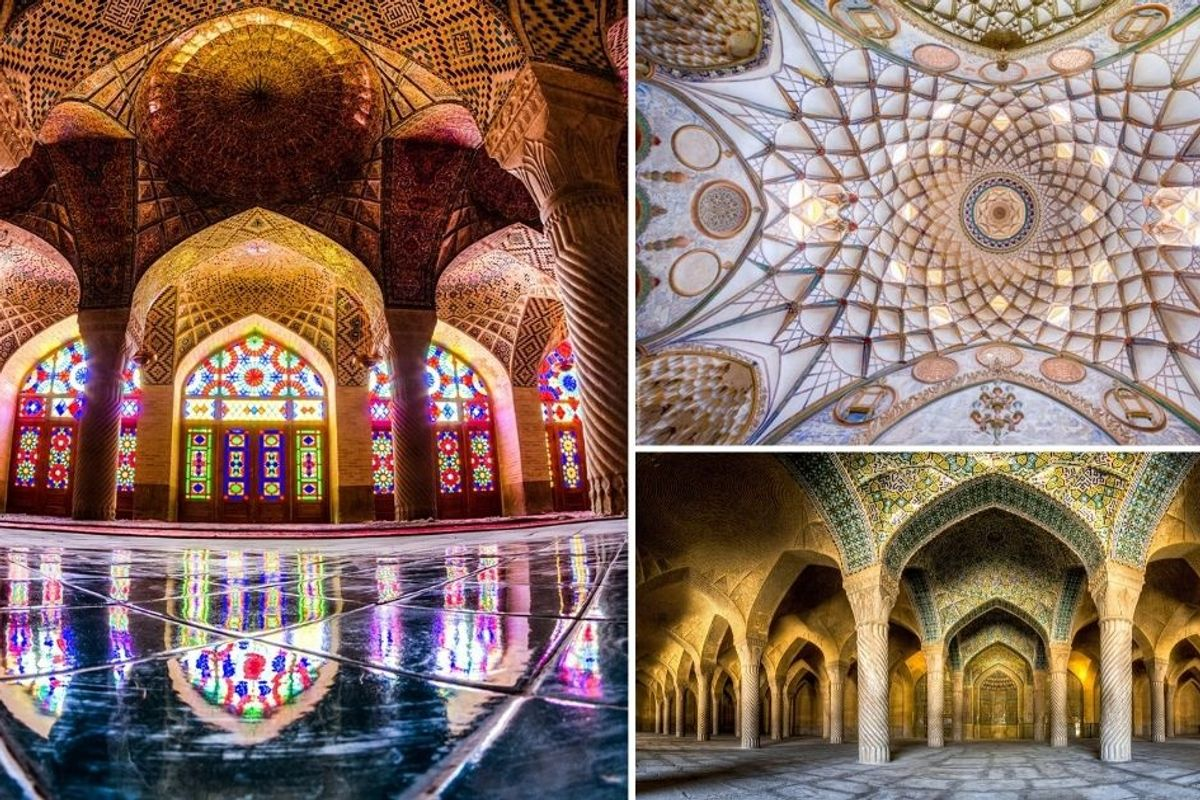 Stunning photos of Iranian cultural sites that could be lost if Trump carries out his threat