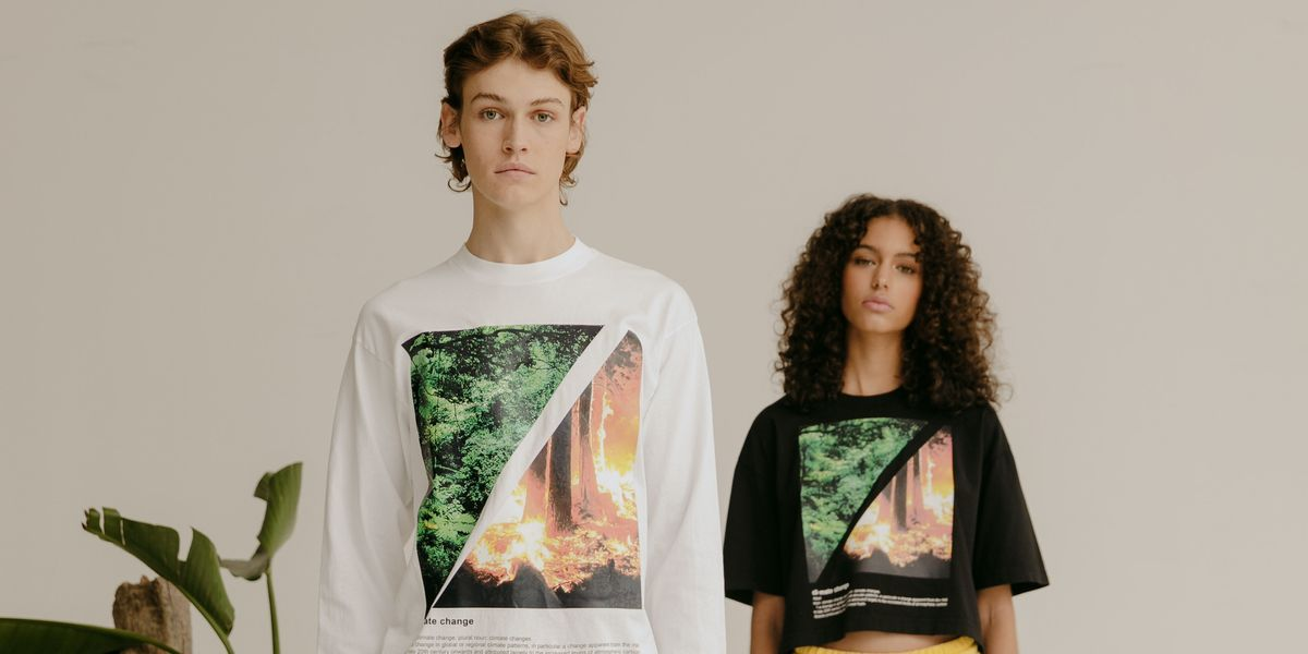 Fight Climate Change in KROST Tees