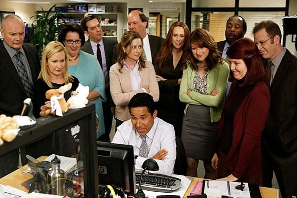 Meet Some Characters From The Office