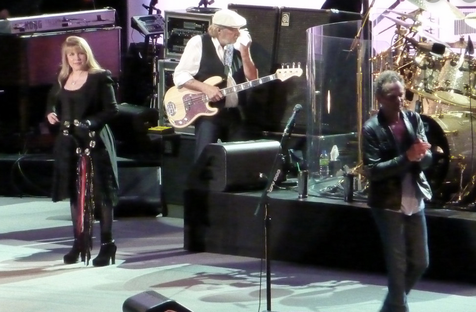 7 Powerful Fleetwood Mac Lyrics To Empower You As A Woman