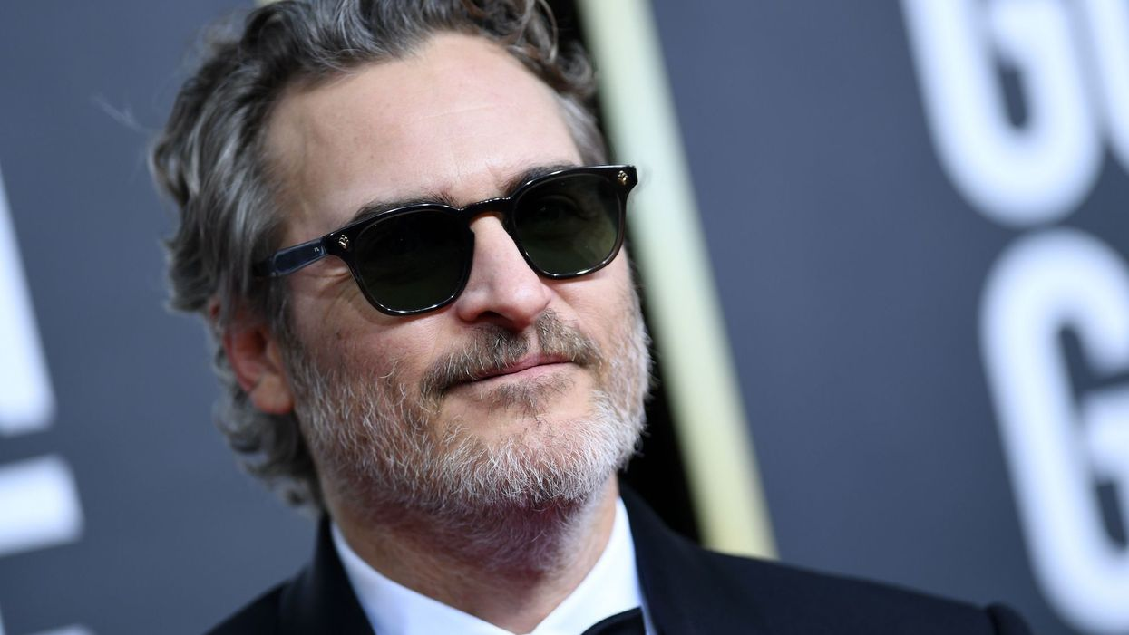 Joaquin Phoenix gets praise for his sacrifice to save the planet — and social media erupts with mockery