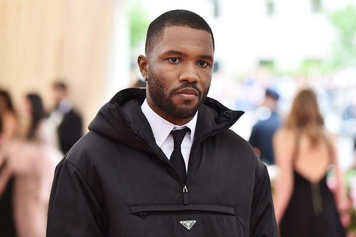 Frank Ocean Is the New Face of Prada