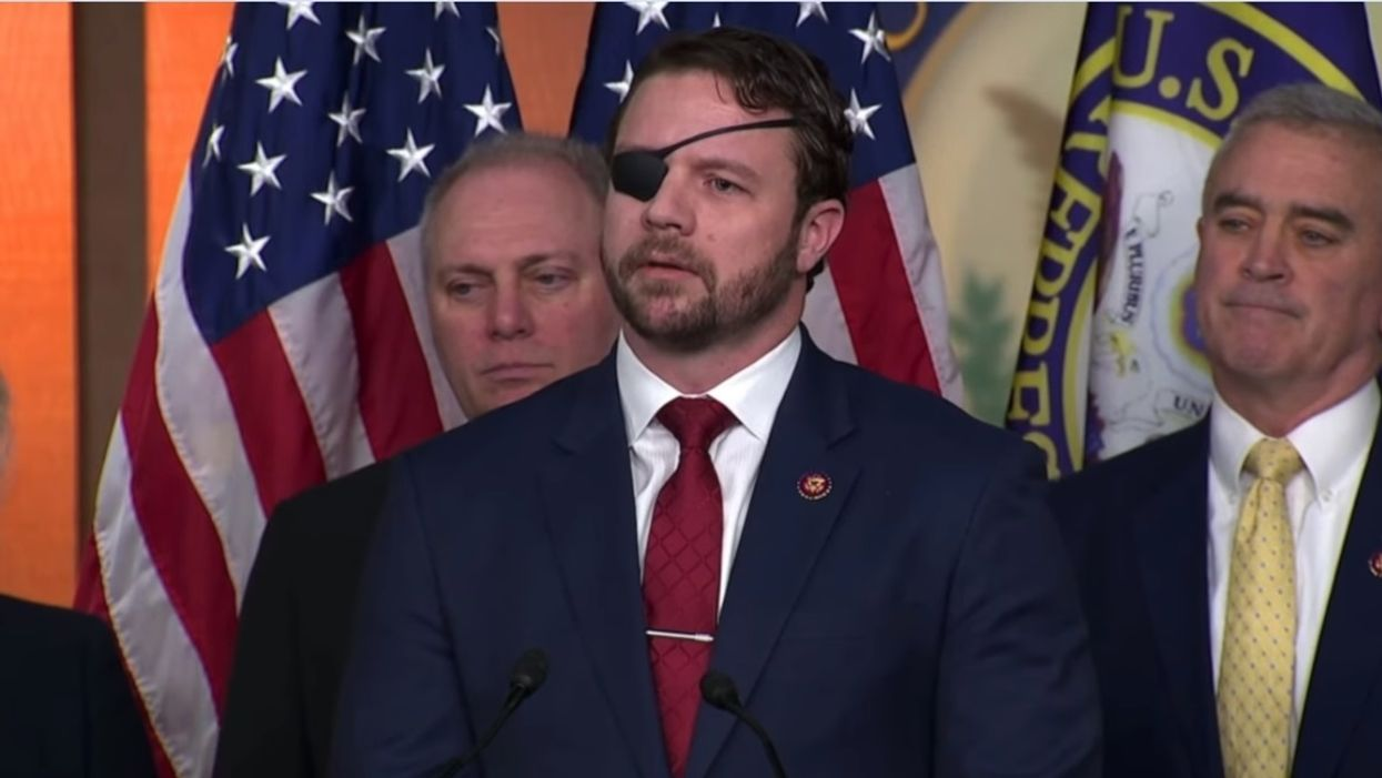 WATCH: Dan Crenshaw blasts Democrats' Iran lies: 'Trump finally took action and stopped letting Iranians punch us in the face'