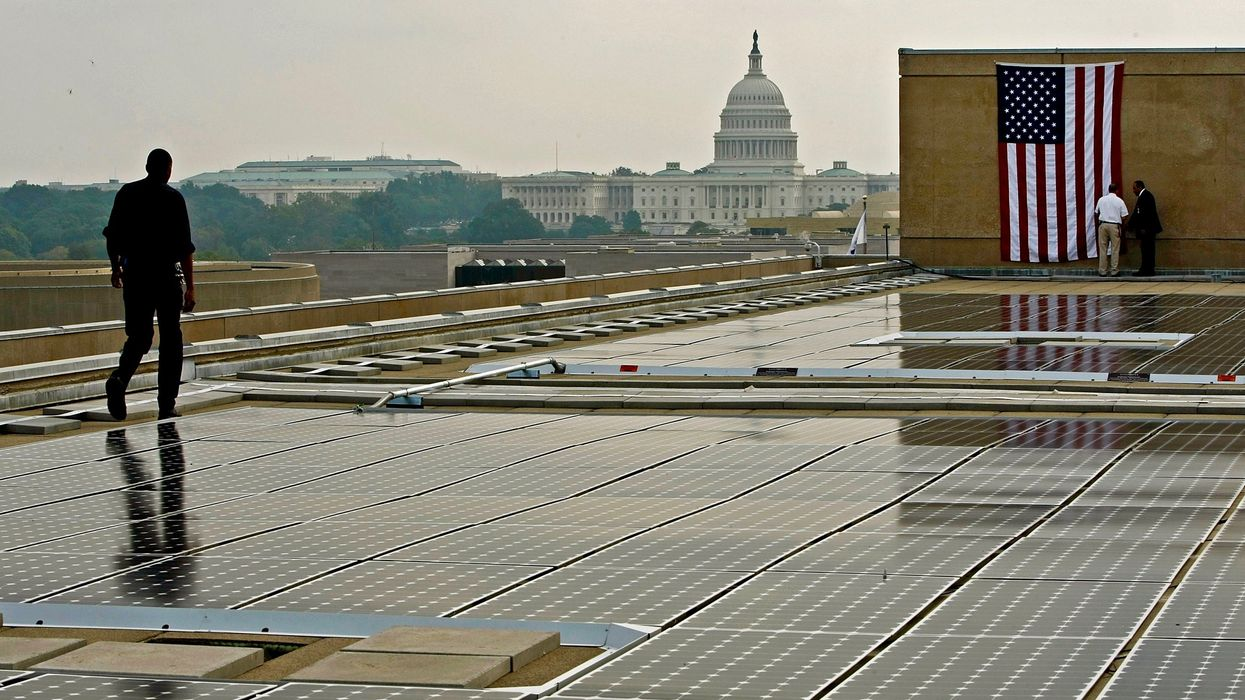 Net Zero U.S. by 2050? House Dems Unveil Sweeping Climate Legislation