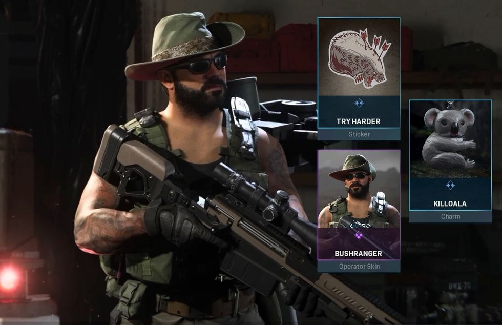 'Call Of Duty' Is Selling Australian-Themed DLC And Gamers Want The Proceeds To Go To Charity
