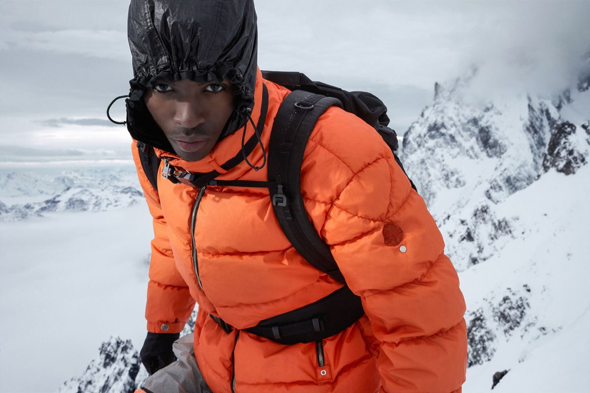 Moncler X Alyx Puffers: Fit for the Street and Slopes