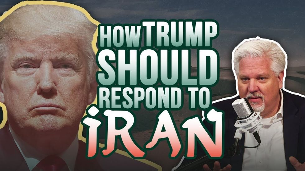 Partner Content - AVOID WAR WITH IRAN: How President Trump should respond after missile at...