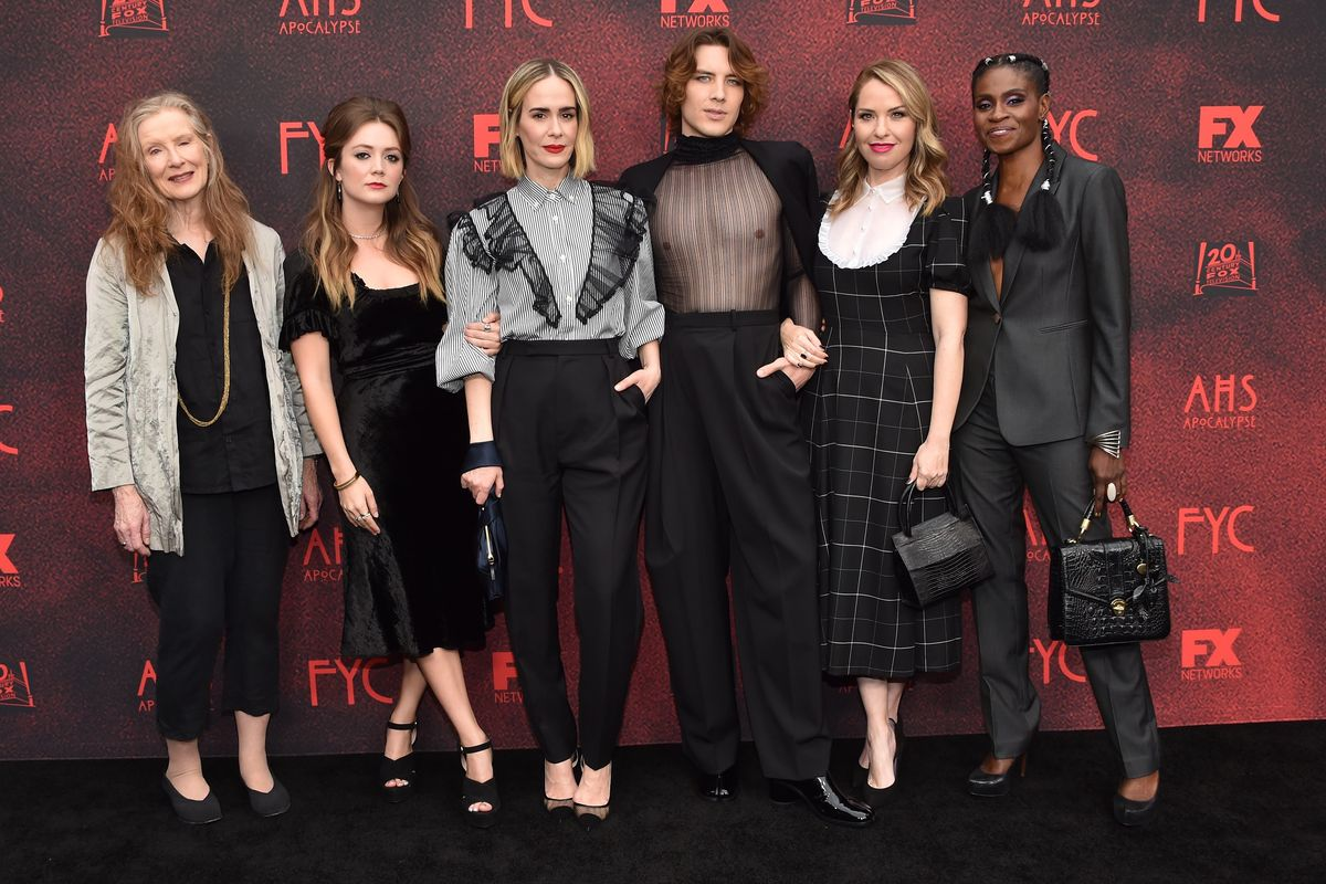 'American Horror Story' Renewed for Three More Seasons