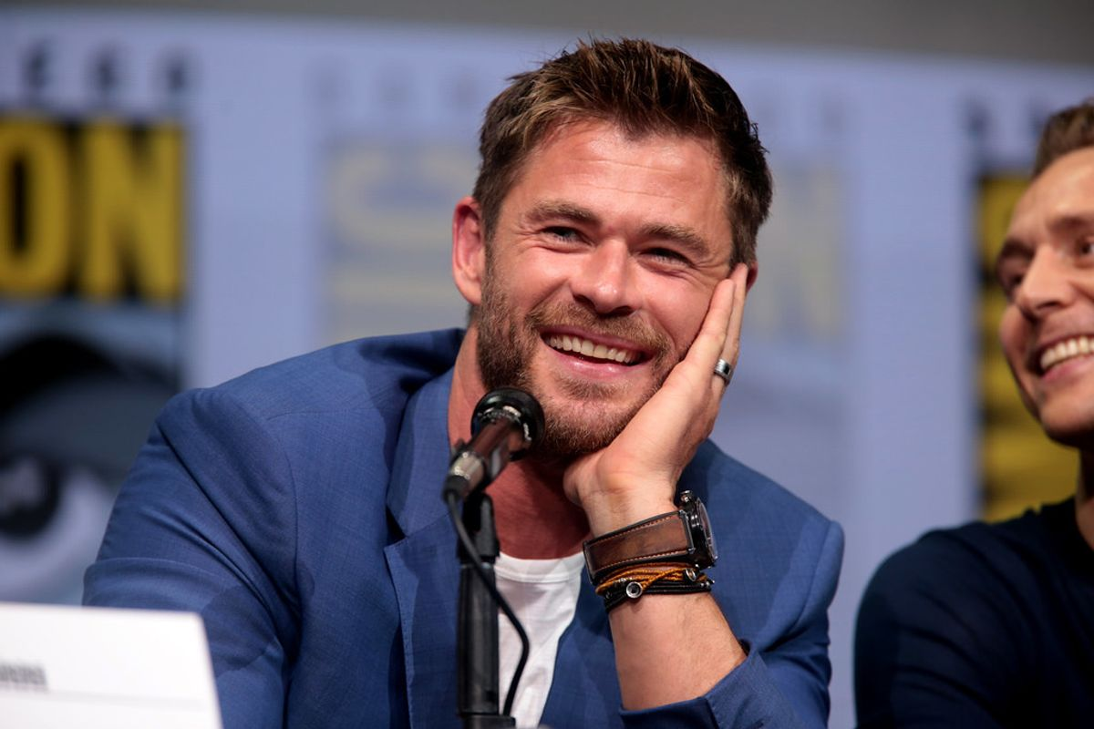Chris Hemsworth pledged $1 million to help the Australian wildfires and is asking others to step up, too