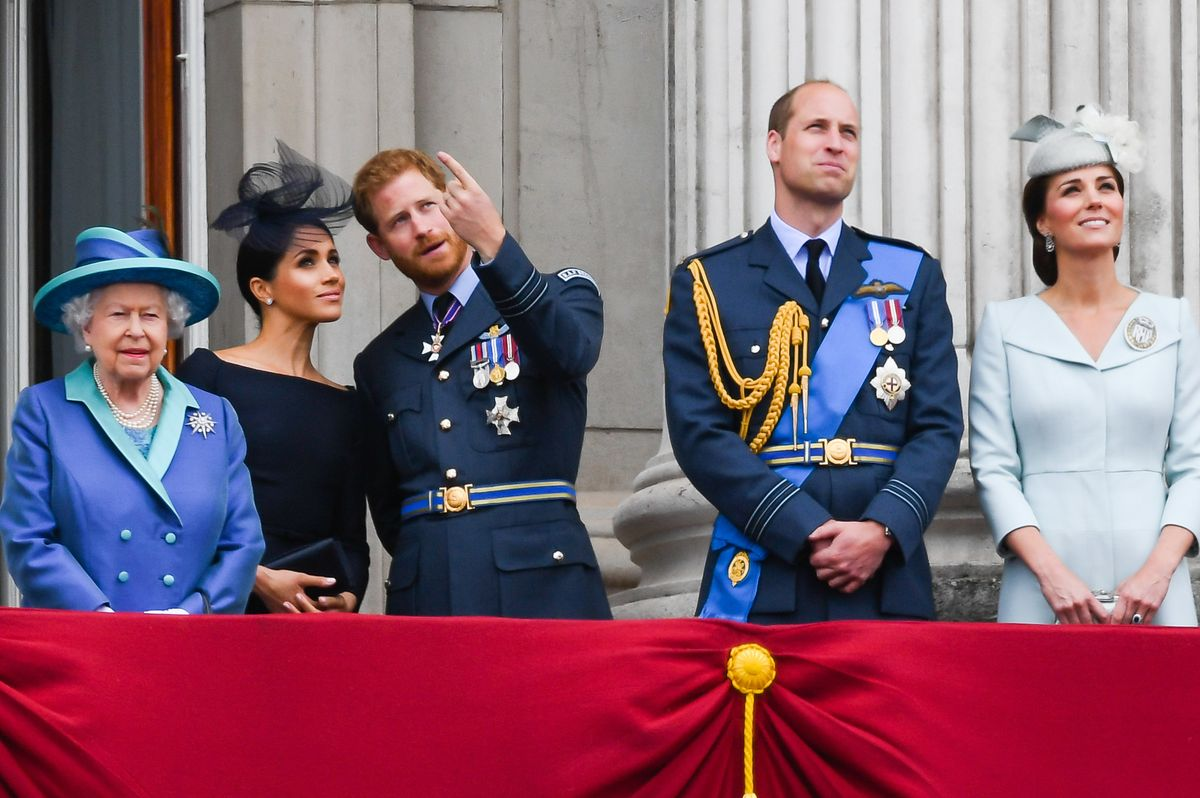The Queen Is Not Taking Megxit Very Well