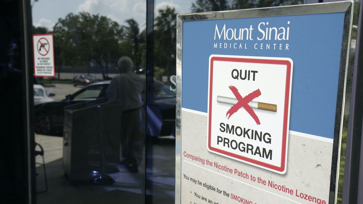 Record-Setting Drop in the U.S. Cancer Death Rate Tied to Progress on Lung Cancer
