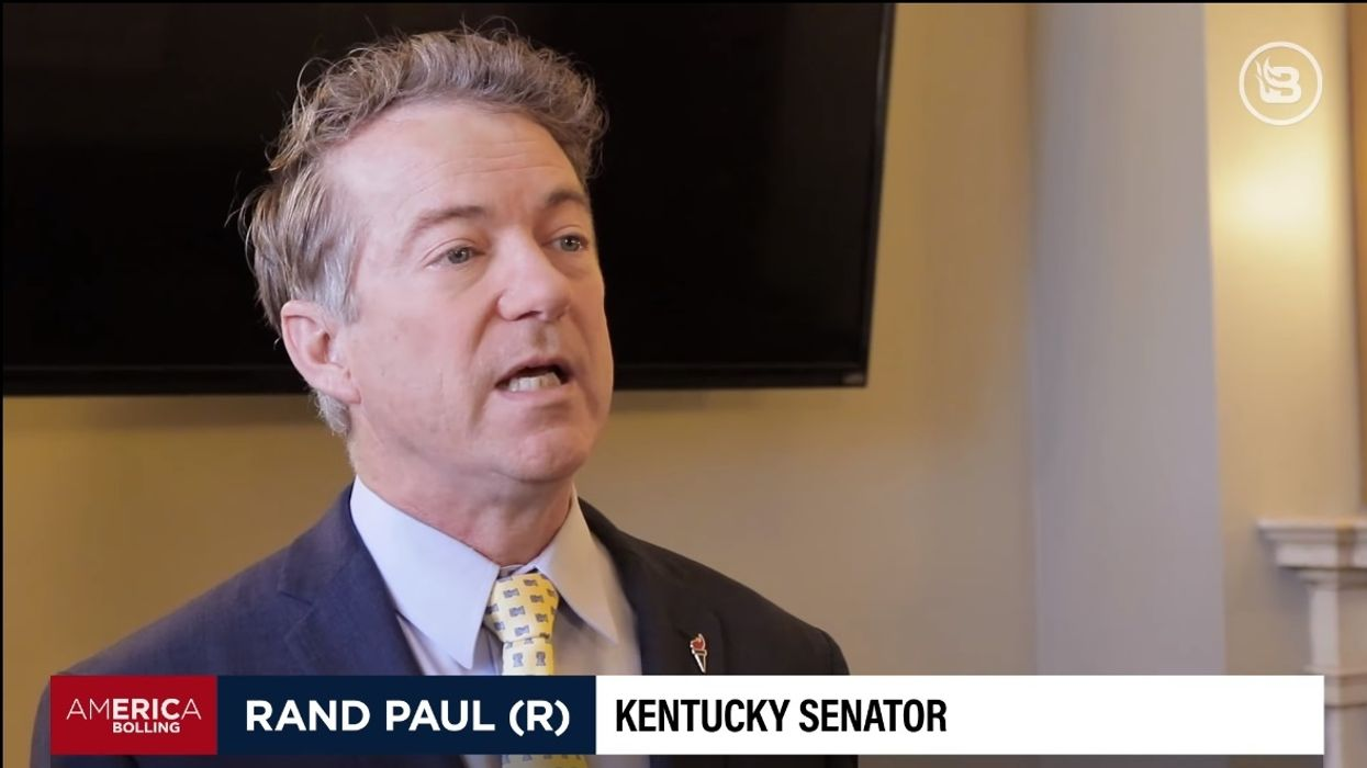 WATCH: Rand Paul takes a swipe at Lindsey Graham over Trump's 'war powers' in interview with Eric Bolling