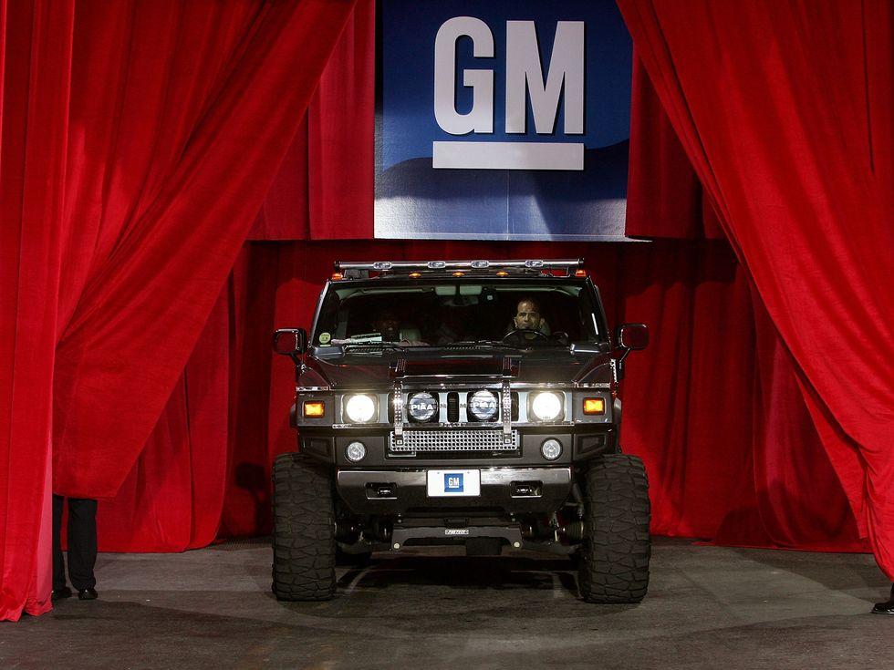 Hummer GM All-Car Showdown