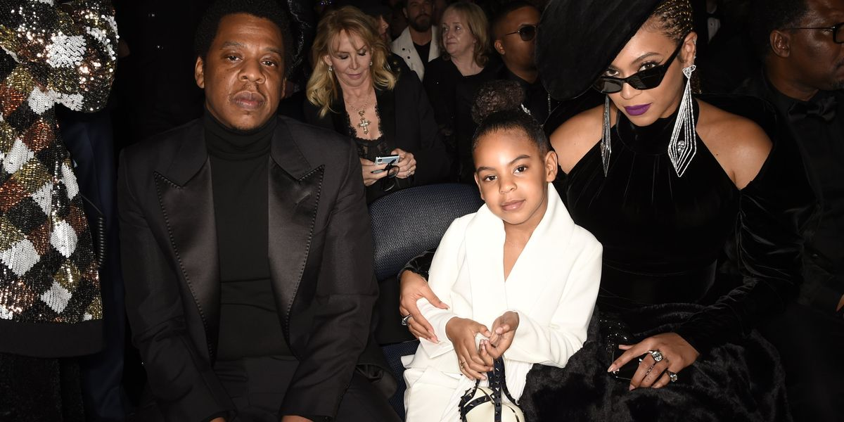 Fans Rally Behind Blue Ivy Carter After Journalists Criticize Her Looks
