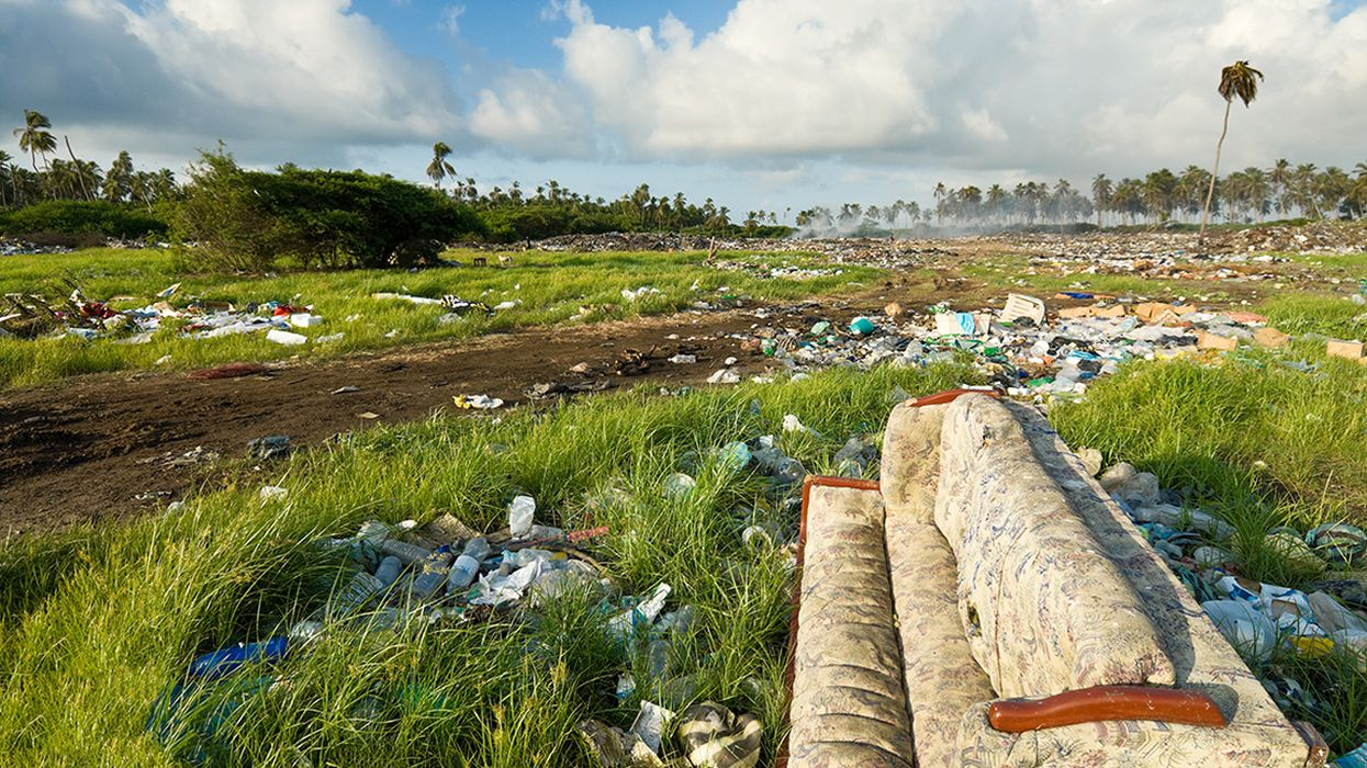 The First Step in Managing Plastic Waste Is Measuring It – Here's How We Did It for One Caribbean Country