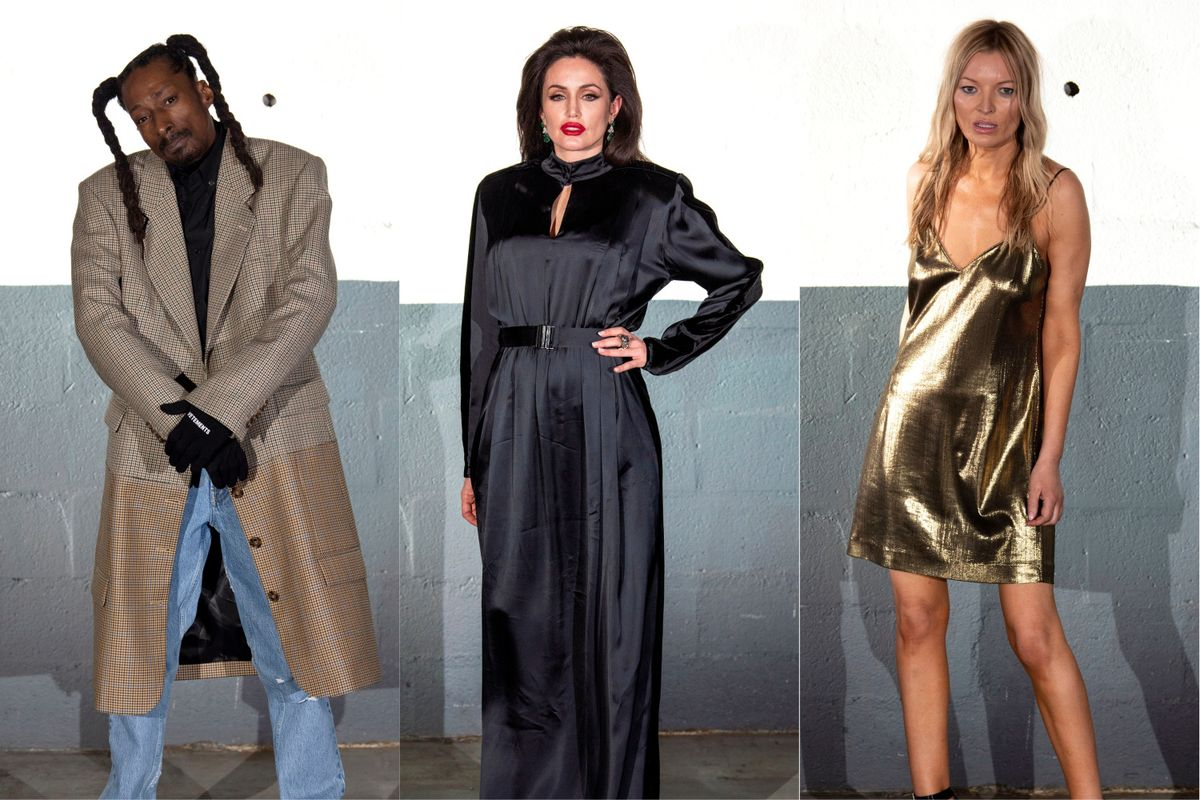 What Was With Those Celebrity Doppelgangers at Vetements?