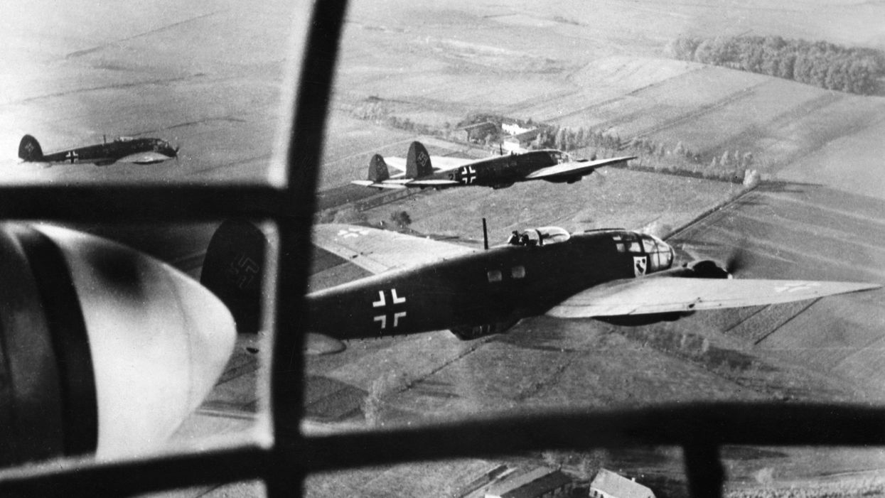Mathematical model shows how the Nazis could have won WWII's Battle of Britain