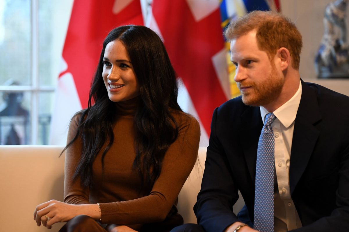 Meghan and Harry Are No Longer 'Royal Highnesses'