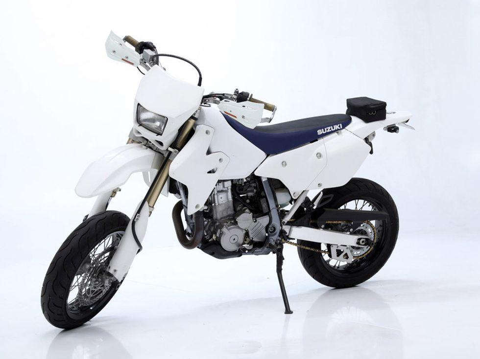 2008 Suzuki DR-Z400SM Motorcycle