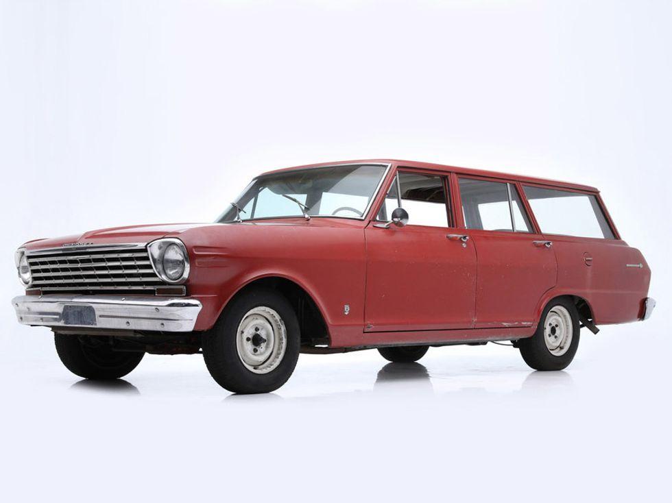1963 Chevrolet Nova Wagon