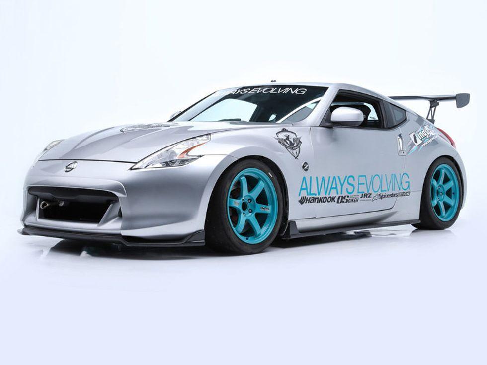 """2009 Nissan 370Z """"Fast Five"""""""