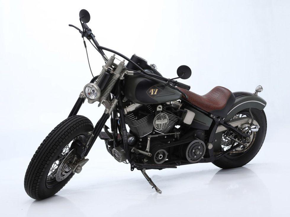 2005 Harley-Davidson Custom
