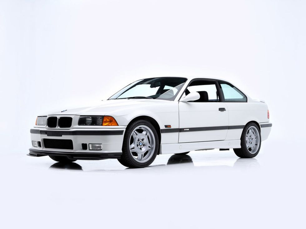 1995 BMW M3 E36 Lightweight