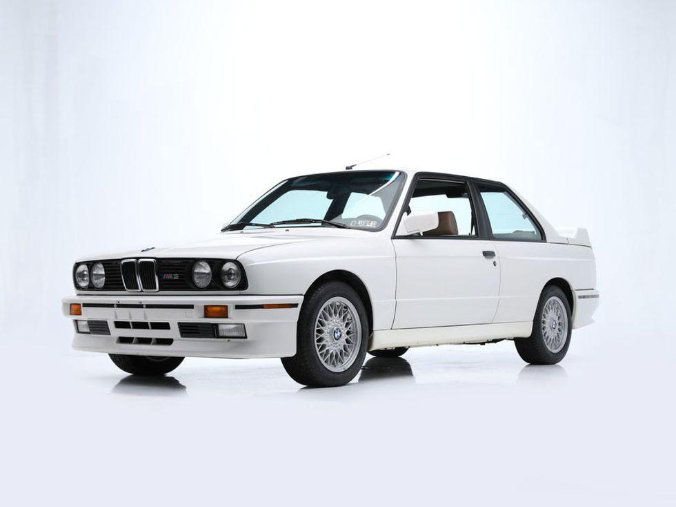 1988 BMW M3 E80