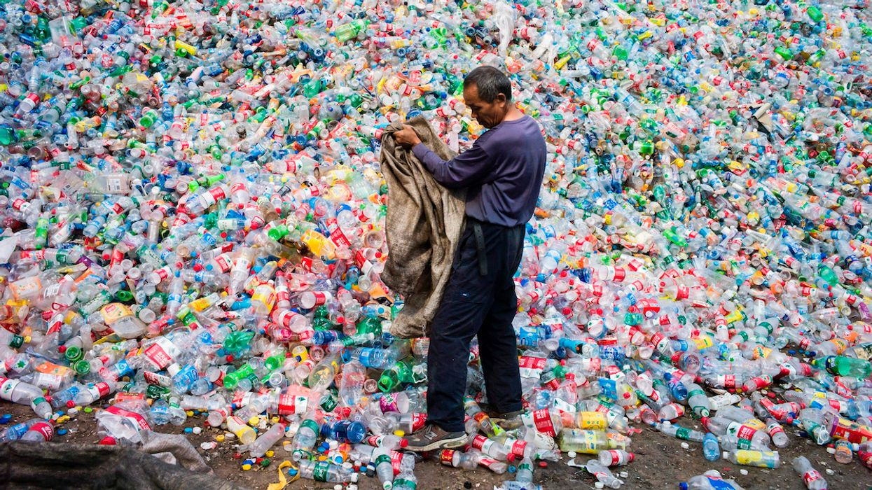 China Announces Major Phaseout of Single-Use Plastics