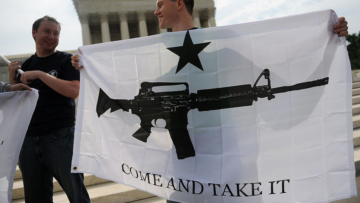Virginia senator issues dire warning ahead of pro-gun rally, says gun rights supporters are being 'set up'