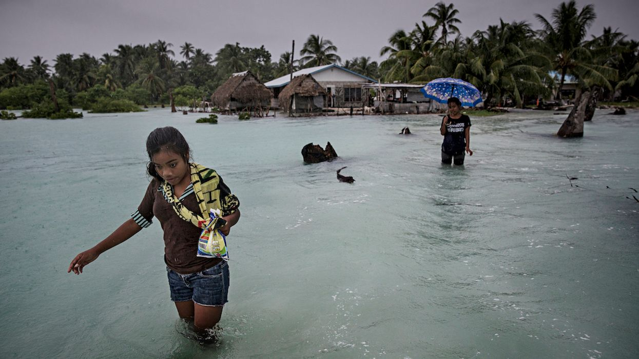 Climate Refugees Can't Be Sent Back, Says UN in Landmark Decision