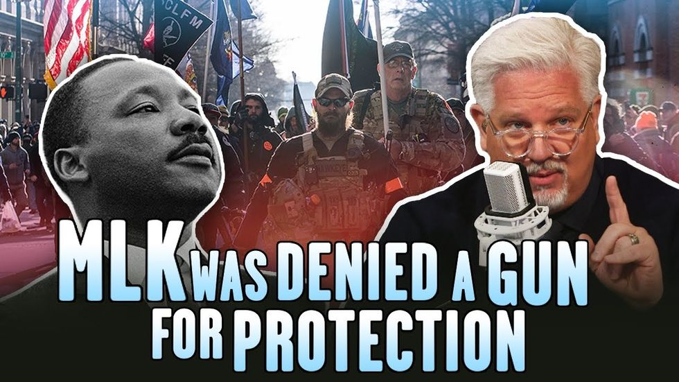 Partner Content - MLK AND VIRGINIA: Gov. Northam destroying 2nd amendment, citizens fighti...