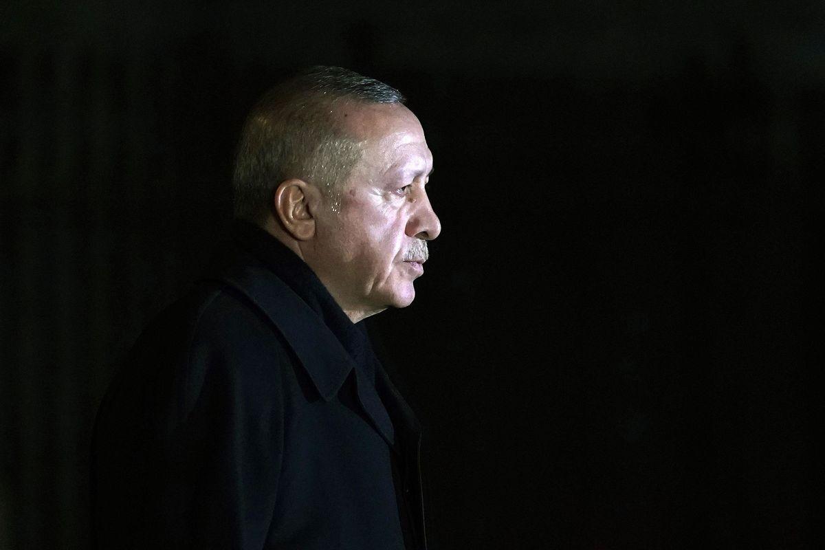 Ceffone di Erdogan all'Ue: «Meglio che alla Libia pensi l'Onu»