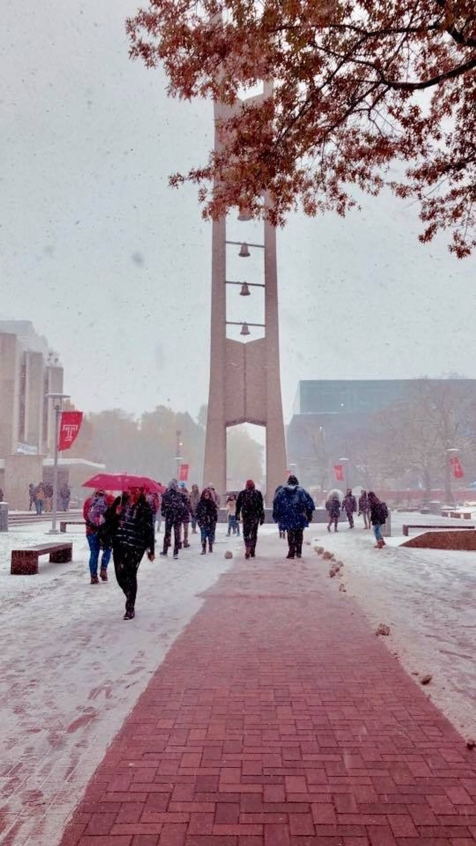 10 Thoughts All College Students Have In The Frigid Winter Months