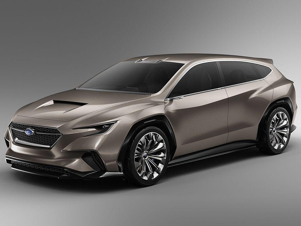 Subaru VIZIV Touring concept