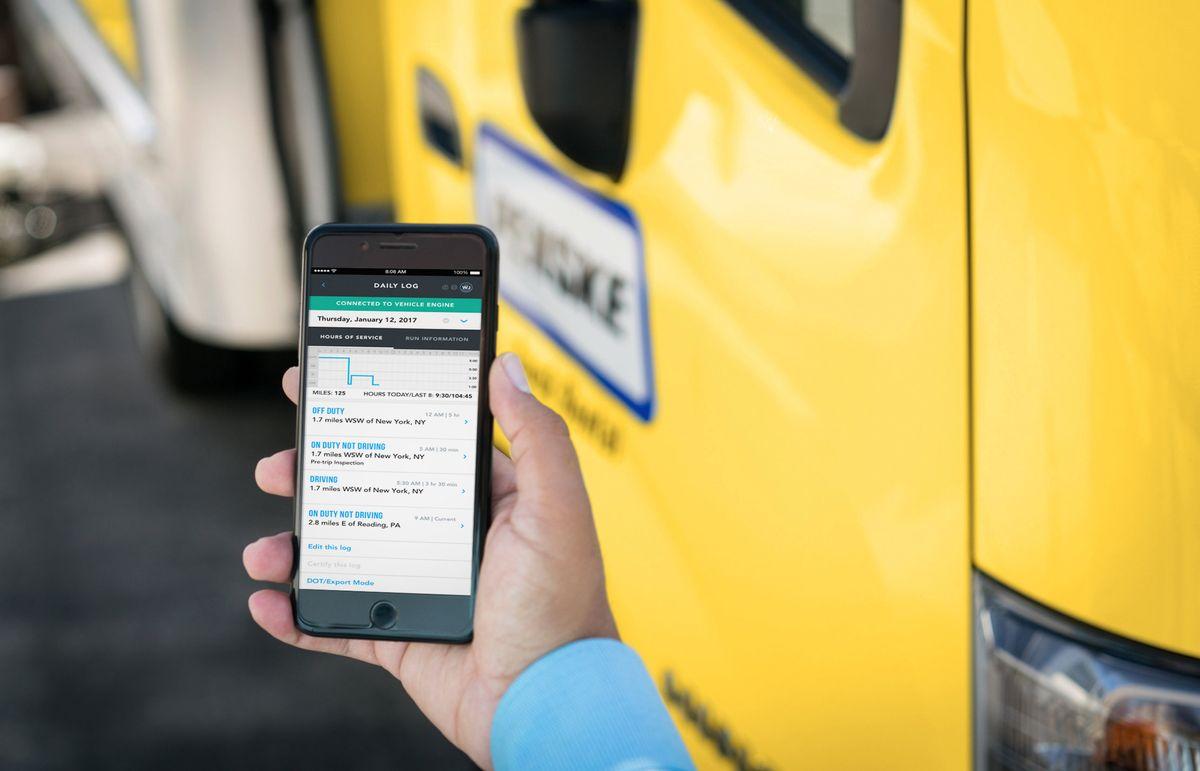 Driver app