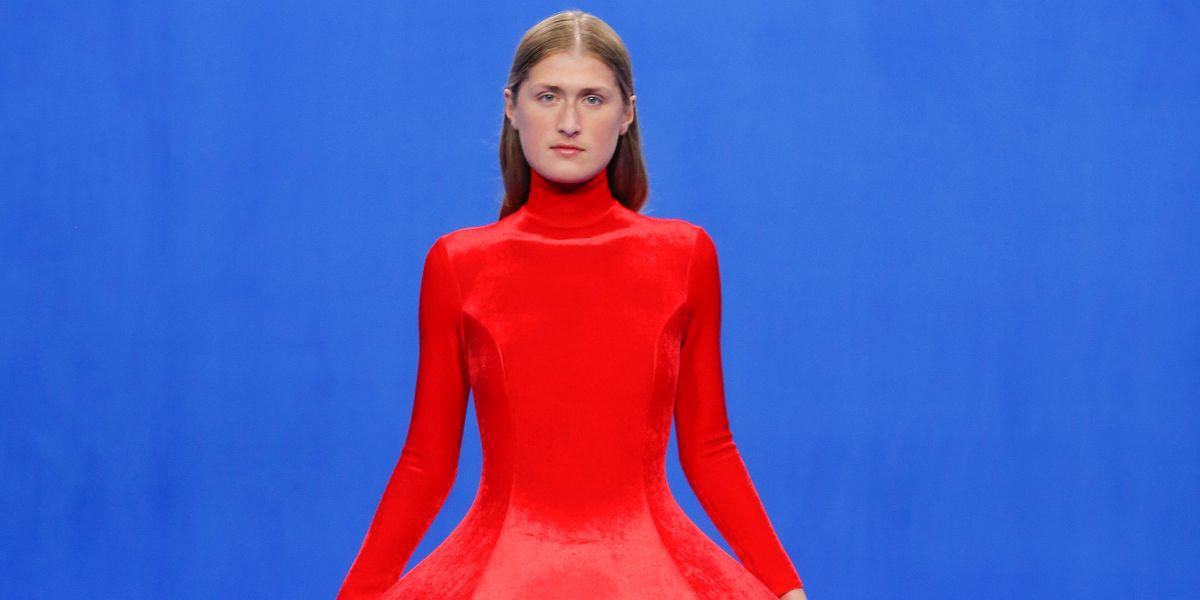 Balenciaga Haute Couture Is Back