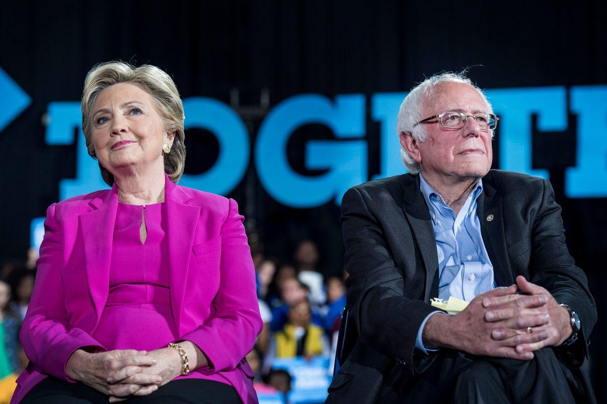Hillary Clinton Says 'Nobody Likes' Bernie, the Internet Disagrees