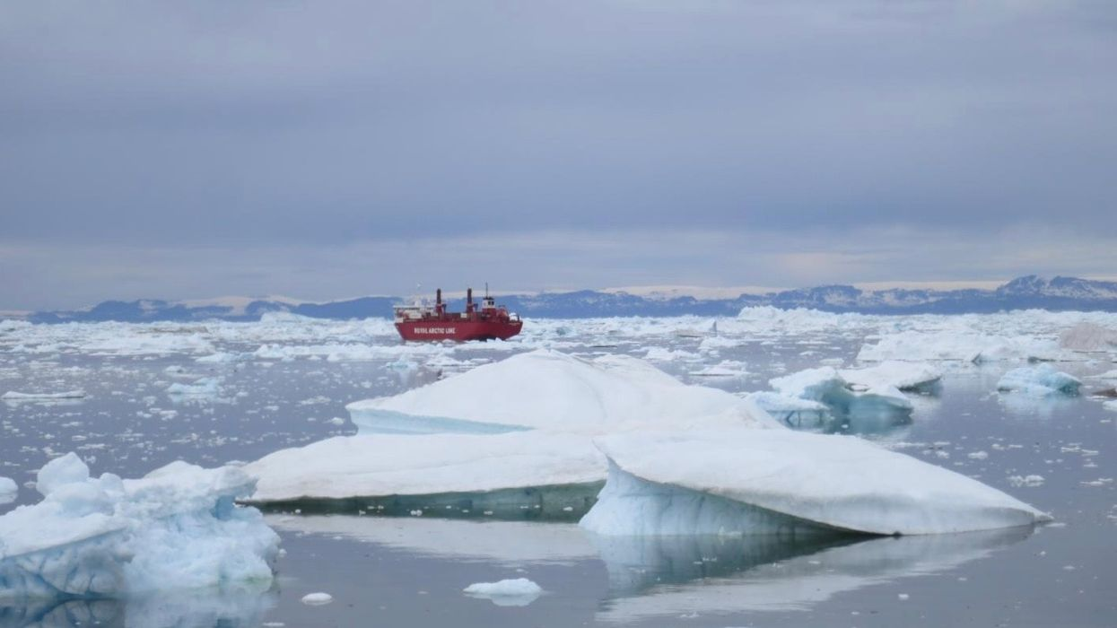 Ozone-Depleting Substances May Have Driven Arctic Warming, Study Finds