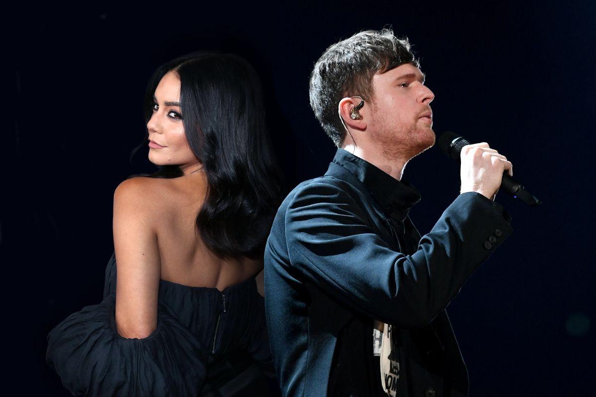 James Blake and Vanessa Hudgens Are Bonding Over Techno